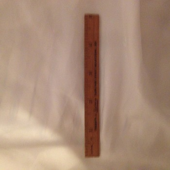 Lufkin Rule Company vintage piece - Tools and Hardware