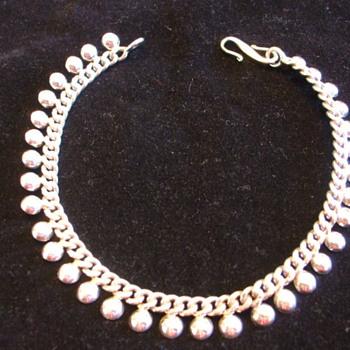 Silver 925 Bracelet- Bali Indonesia - Fine Jewelry