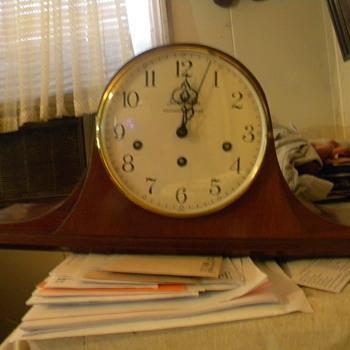 Seth Thomas Tambour? - Clocks