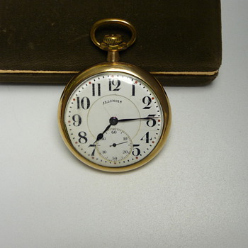 watch vs train - Pocket Watches