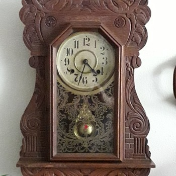New Haven Clock = unknown date, perfect working!  - Clocks