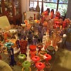 Fabulous Find of Czech Art Glass Horde