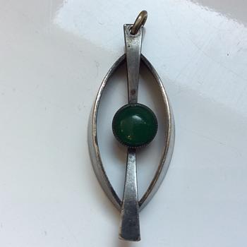 Modernist pendant