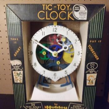 Tic-Toy Clock Upgrade - Toys