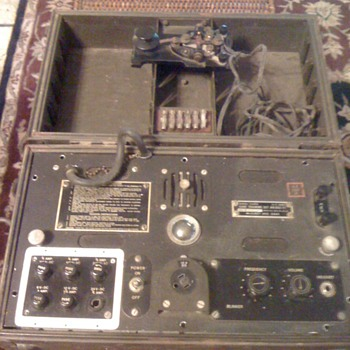 Just Picked! World War II U.S. Army Signal Corp. Morse Code Set. - Military and Wartime