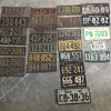 1920 to 1940 Illinois license plates plus