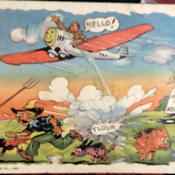 Jan 1942 Fort Benning, GA - Postcards