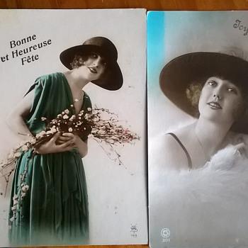 Antique Belgian Postcards  - Postcards