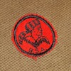 Saturday Evening Scout Post Frontiersman Patrol Patch Felt 1940s