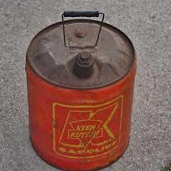 Keen Kutter 5 Gallon Gasoline Can