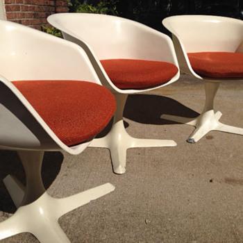 Vintage Burke Chairs