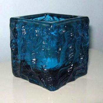 Rosice Sklo Union vase - Art Glass