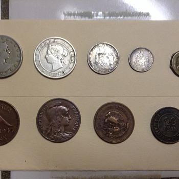World wide coins
