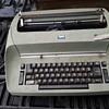 IBM SELECTRIC electric typewriter