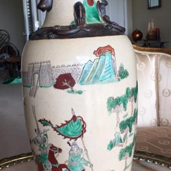My favorite Asian vase  - Asian