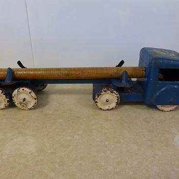 Tin Toy Truck - Toys