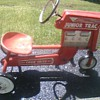 AMF Junior Trac Pedal Tractor.