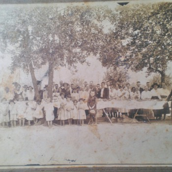 Old Black And White Family Photos! - Photographs