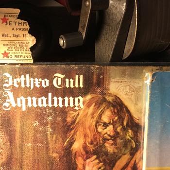 Ian Anderson , Jethro Tull  - Records