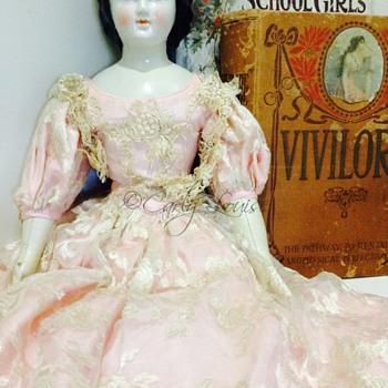 A Victorian Beauty-Celeste The China Head