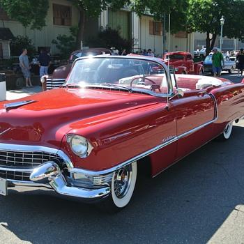 1955 Cadillac Series 62 Convert - Classic Cars