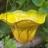 Garden glass by David Lotton