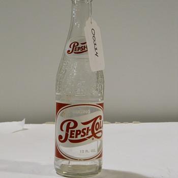 Pepsi Cola Bottle - Bottles