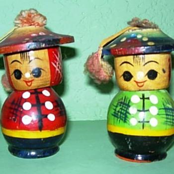 Chinese bobblehead dolls