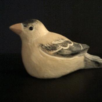 Isabel Bloom cement bird sculpture - Animals