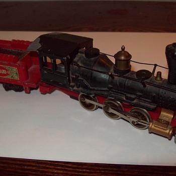 Vintage steamer!  Model - New One. Tokyo, Japan - Model Trains