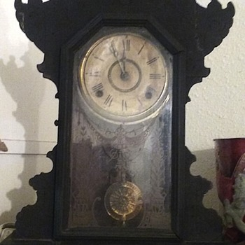 My grandparents Seth Thomas clock
