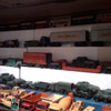 Old matchbox and hot wheels cars in an attempt to organize them...