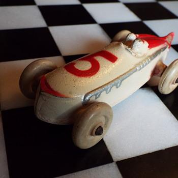 Sun Rubber Indy Racer