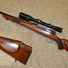 Husqvarna Model 1000 Super Grade rifle made 1952-1956
