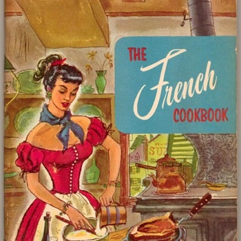 "1955 - ""The French Cookbook"""