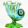 Loetz Neptun Seashell Vase ca. 1902 II-2/513