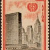"1960 - Haiti ""United Nations"" Postage Stamps"