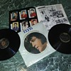 Added Bonuses...Elvis A. Presley...On 33 1/3 RPM Vinyl