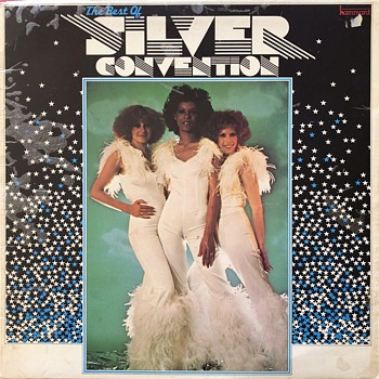 Silver Convention Great LP. - Records