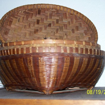 A Basket... - Arts and Crafts