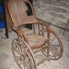 Civil war wheelchair
