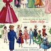 Vintage Barbie Doll Fashions Ad