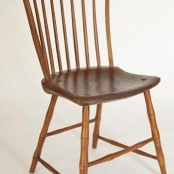 Windsor chairs by Charles Marsh, Windsor Chair Maker, 75 John Street, New York - Furniture