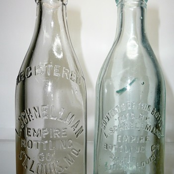 Empire Bottling Co. / New Empire Bottling Co - Bottles