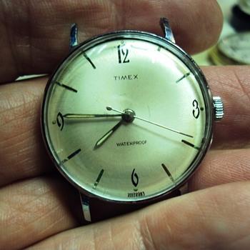 1963 Timex Marlin - Wristwatches