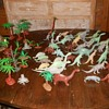 My Entire Marx Dinosaur Herd