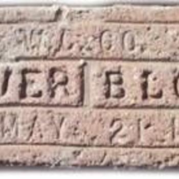 WO CO CULVER BLOCK PAT MAY 21 1901  - Tools and Hardware