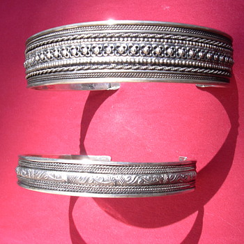 Neck band  silver jewelry
