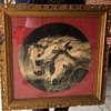 """Original antique/Victorian """"the Pharao's Horses"""" drawing"""