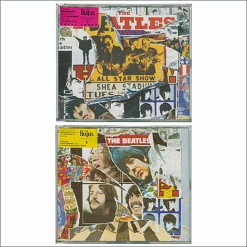 Paul McCartney's personally owned CD's-1996 - Music Memorabilia